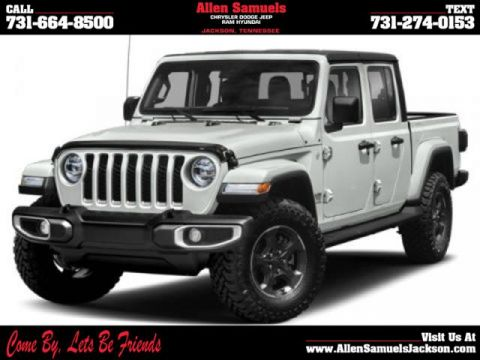 Pre-Owned 2020 Jeep Gladiator Sport S 4x4 4WD Crew Cab Pickup