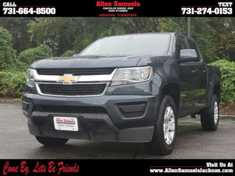 Pre-Owned 2019 Chevrolet Colorado 2WD Crew Cab 128.3 LT RWD Crew Cab Pickup