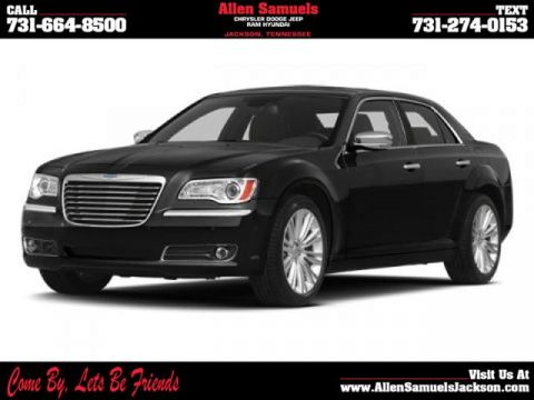 Pre-Owned 2013 Chrysler 300 4dr Sdn RWD RWD 4dr Car