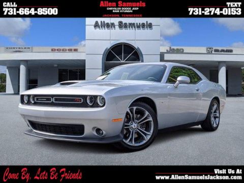 Pre-Owned 2020 Dodge Challenger R/T RWD RWD 2dr Car