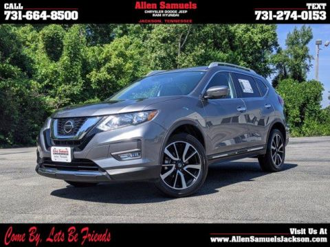 Pre-Owned 2020 Nissan Rogue AWD SL AWD Sport Utility