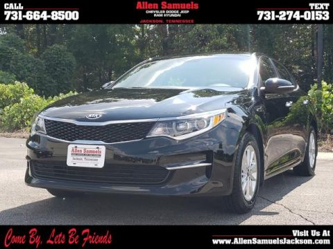 Pre-Owned 2016 Kia Optima 4dr Sdn LX FWD 4dr Car