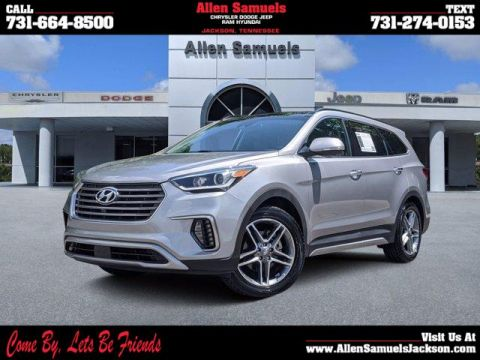 Pre-Owned 2017 Hyundai Santa Fe Limited Ultimate 3.3L Auto FWD Sport Utility
