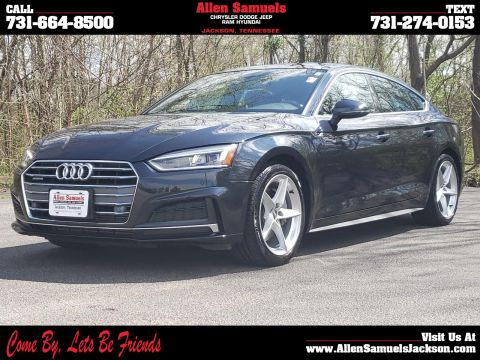 Pre-Owned 2018 Audi A5 Sportback 2.0 TFSI Premium Plus AWD 4dr Car